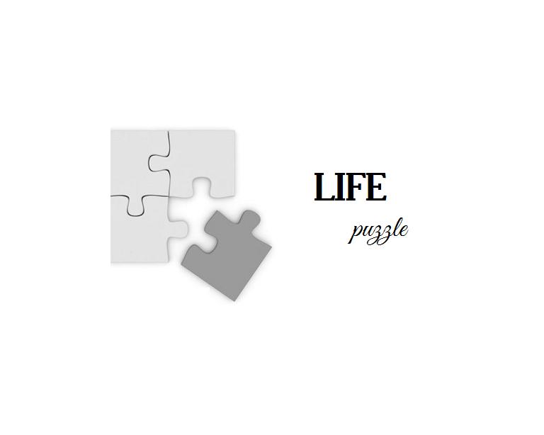 Life puzzle