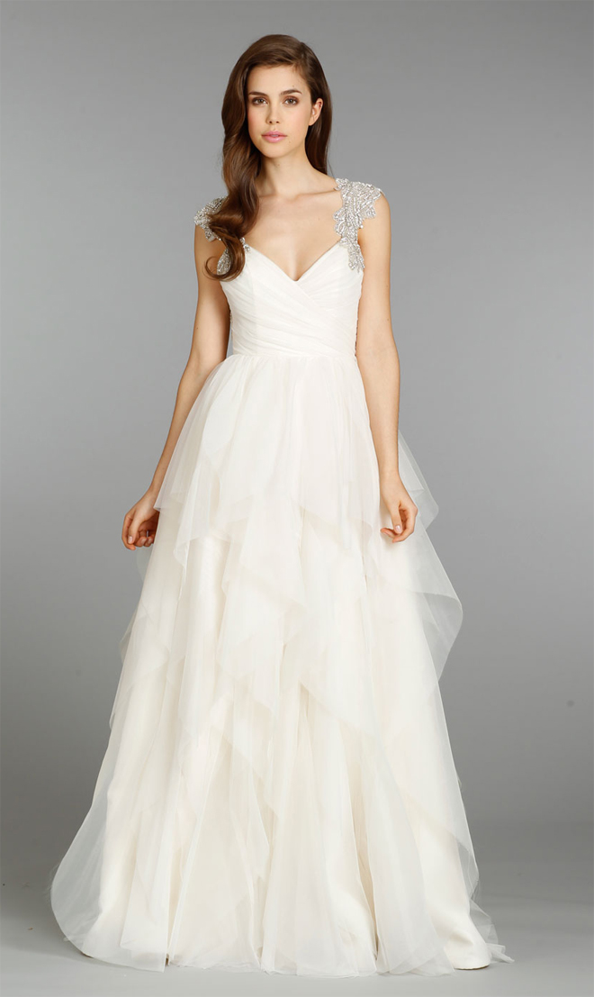 Buy Hayley Paige Wedding Dresses 31 Beautiful inRead invented by Teads