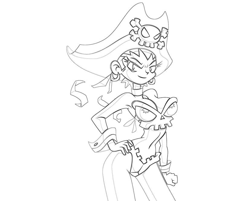 risky-boots-cute-coloring-pages