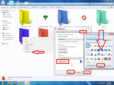 How to Change Folder Icons & Colors in Windows PC,Change folder colour,change folder colours,folder colours,folder icons,hide folder,without software,folder colorizer,Change Icon,how to change folder icons,how to change folder color,colour folder,icons for folder,windows 7,windows 8,windows 10,windows 8.1,folders icons and colour,how to make color folder,change folder color,how to change,how to make,icons,hide folders,colourized