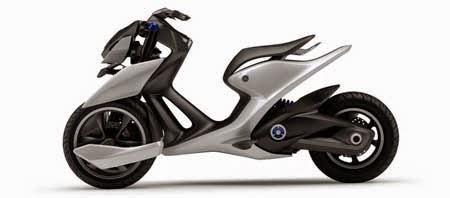 gambar Yamaha Futuristik