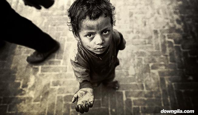 no money poverty downgila miskin takde duit baru
