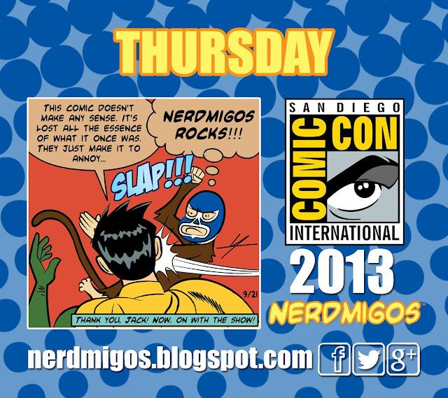nerdmigos-comic-con-2013-thursday