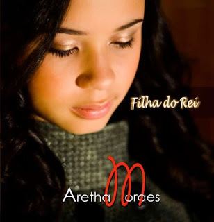 Aretha Moraes - Filha do Rei - (Playback)