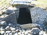 Cairn in Kilmartin Glen