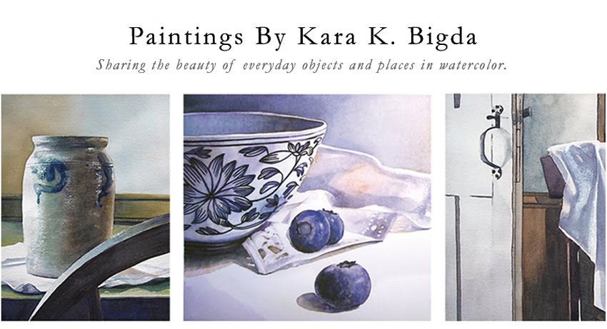 Paintings By Kara K. Bigda