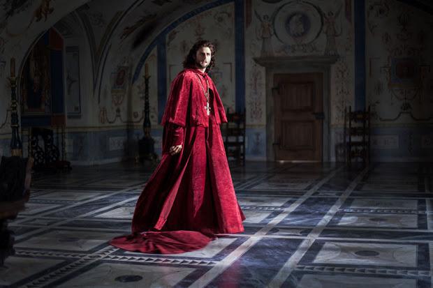 Borgia - Season 3 - The final season is filming now