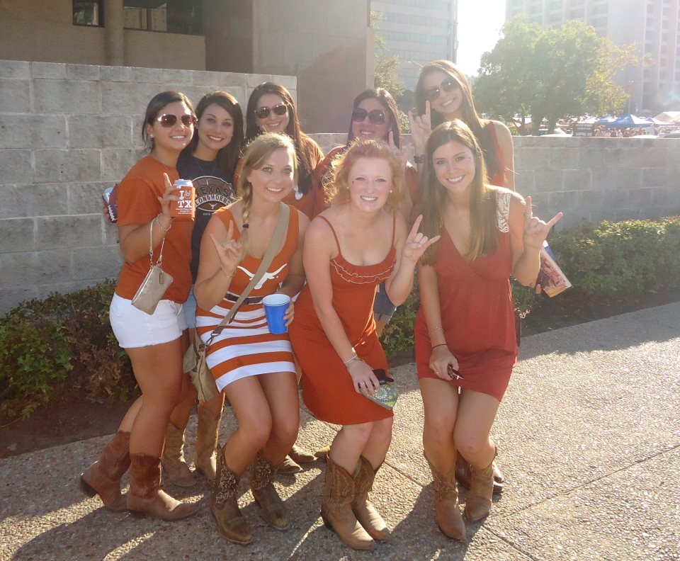 Ut girls picture 60