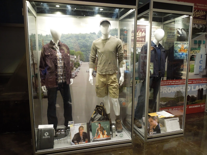 Promised Land movie exhibit ArcLight Hollywood