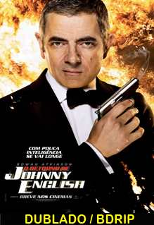 Assistir O Retorno de Johnny English Dublado 2012