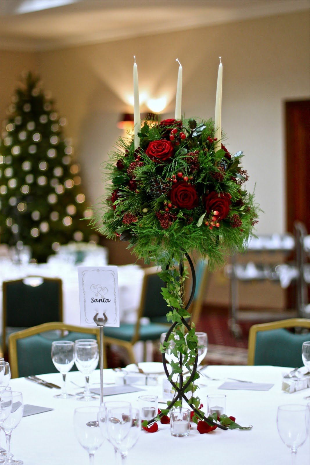 christmas themed wedding ideas 2015