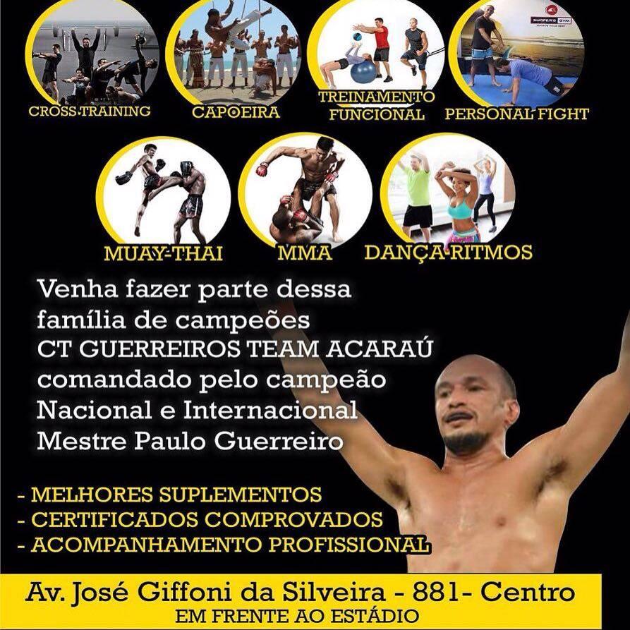 CT Guerreiros Team Acaraú