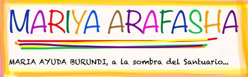 Maria Ayuda Burundi