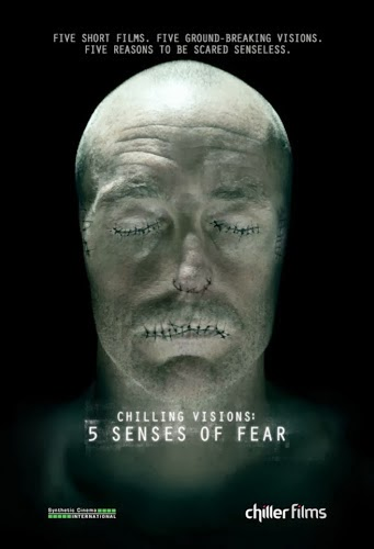 Filme Chilling Visions 5 Senses of Fear Legendado AVI BRRip