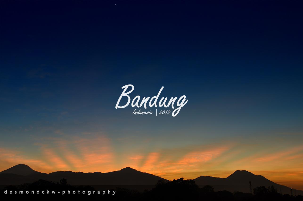 Bandung by Desmond Chen