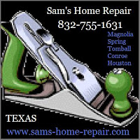 Call Sam's Home Repair 832-755-1631 for fast, friendly, professional Door Repair or Replacement in Tomball, TX.