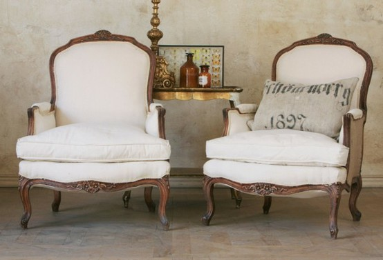 Kayla LeBaron Interiors: French Style Chairs