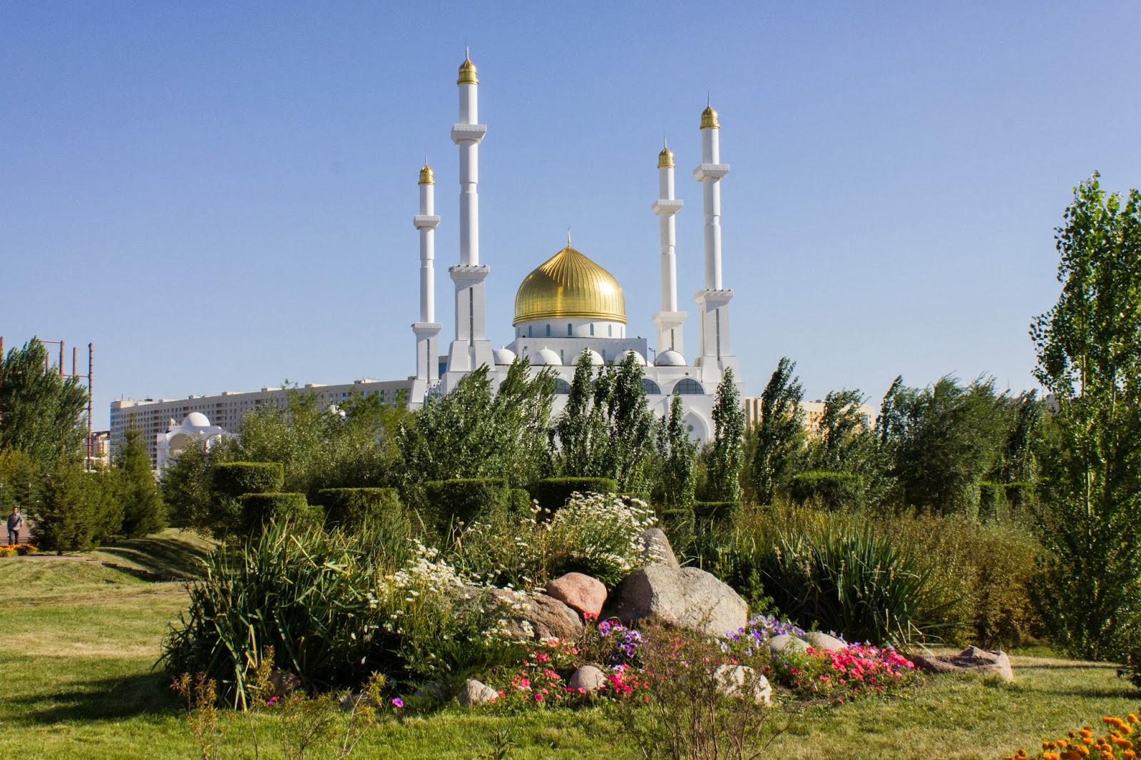 Казахстан, Астана, Нур Астана