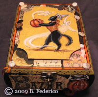 Halloween Treasure Box