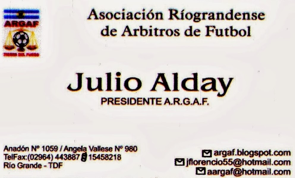 Julio Alday