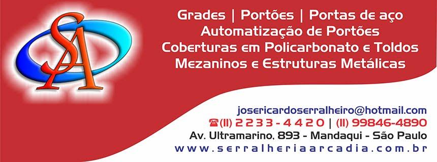 Serralheria Arcadia