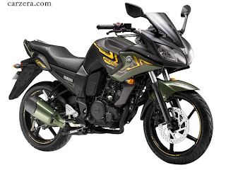 Yamaha Motor Launched FZ-S And Fazer Special Edition