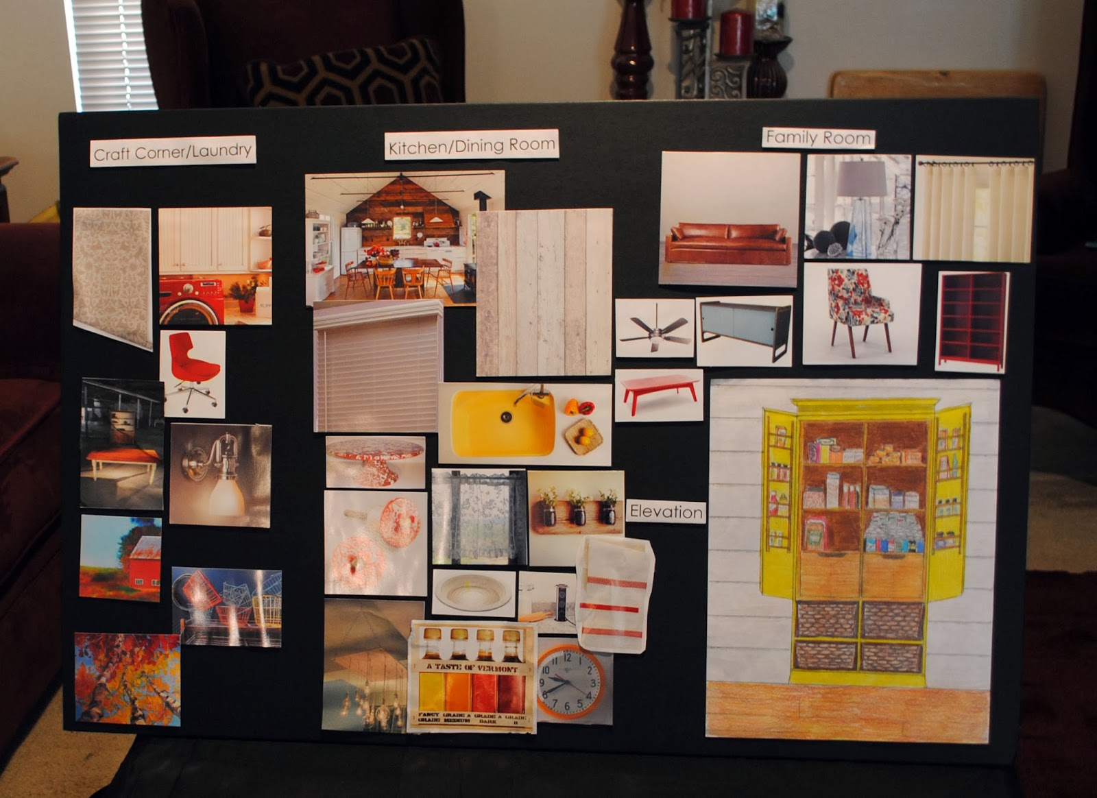 Kristens Portfolio Project Interior Design Projects