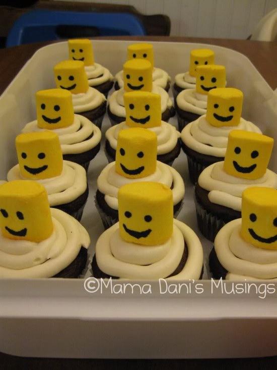 The Lego Movie Cake Decorations
