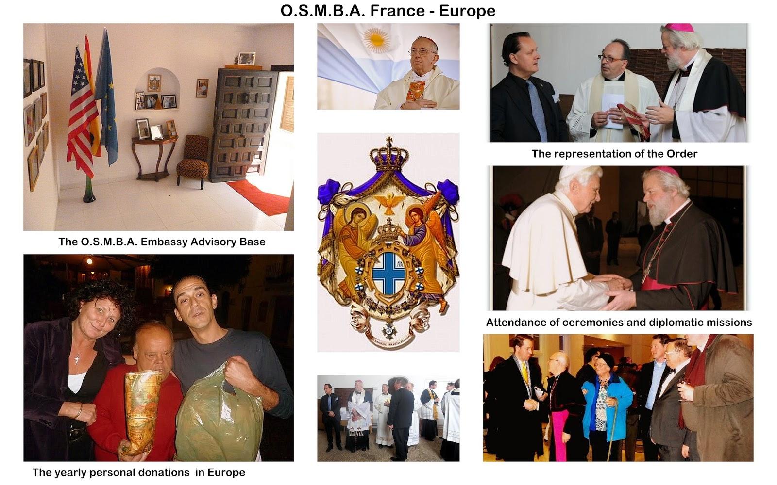 O.S.M.B.A. France