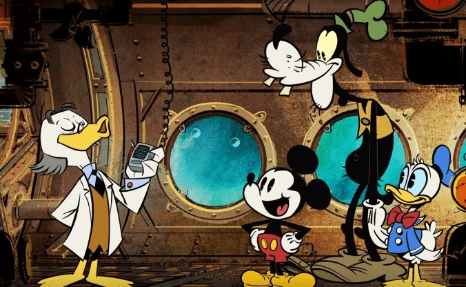 Mickey Mouse 2013 Desenho 720p DVDRip HD HDTV completo Torrent