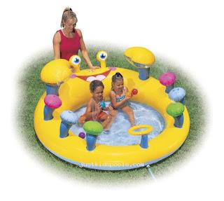 Piscinas infantil para crianças
