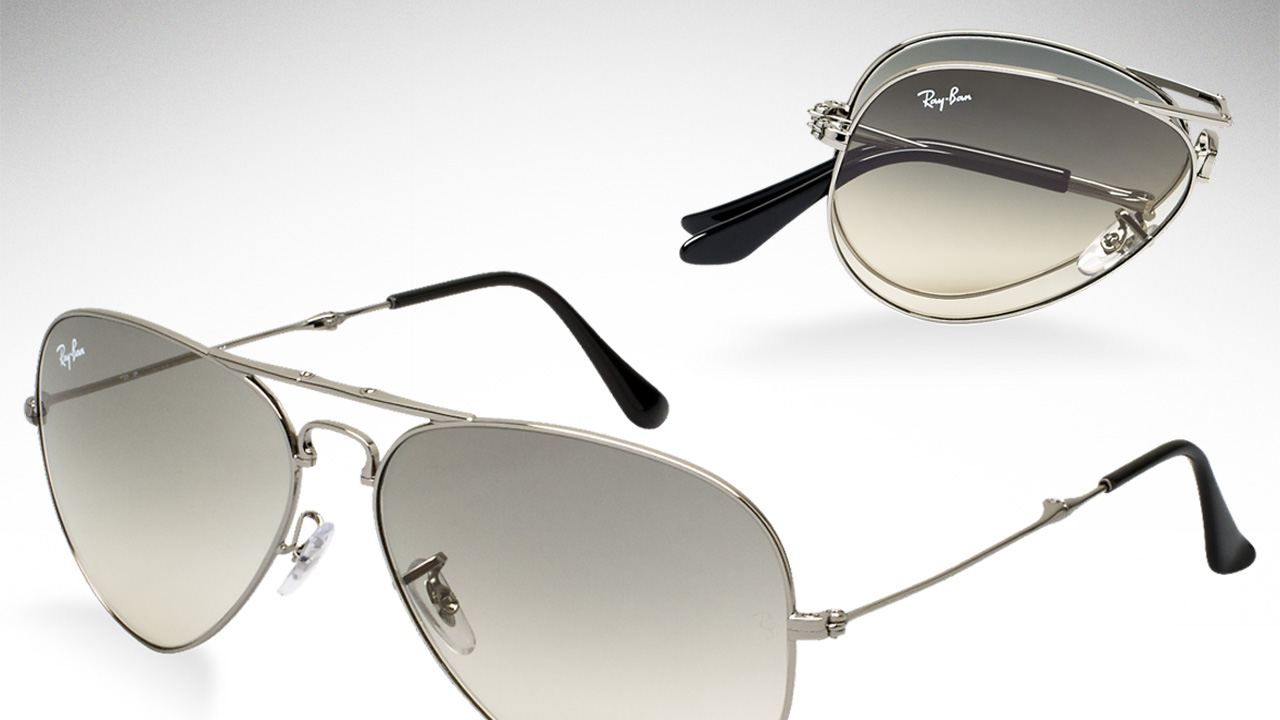 Celebrate 75 Years of Sunnies With Ray-Ban's Ambermatic Collection