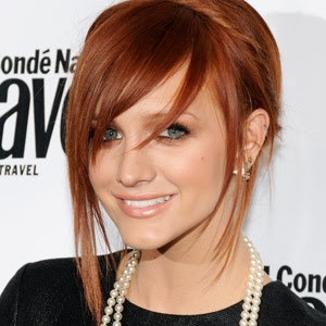 Ashlee Simpson Makeup