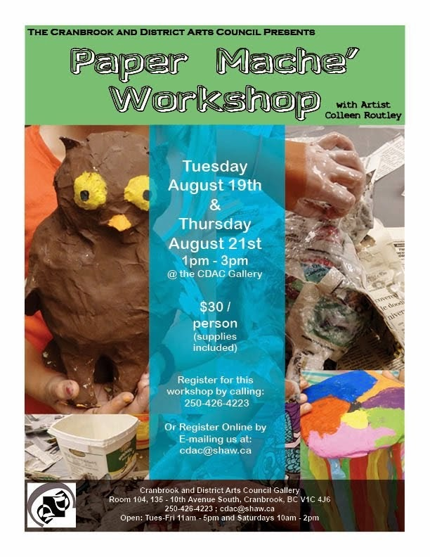 Paper Mache Workshop