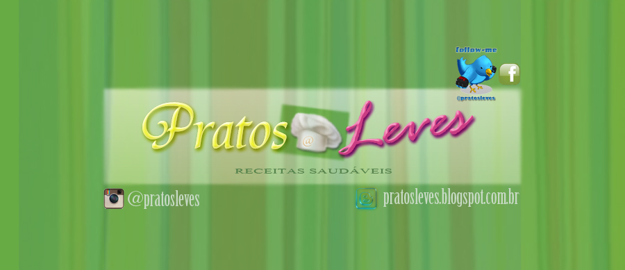 Pratos Leves