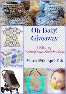 baby products giveaway