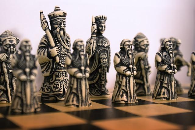 Belajar Kehidupan dari Filosofi Permainan Catur