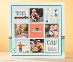 Stamp of the Month - Storybook Alphabet