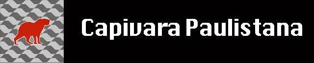 Capivara Paulistana
