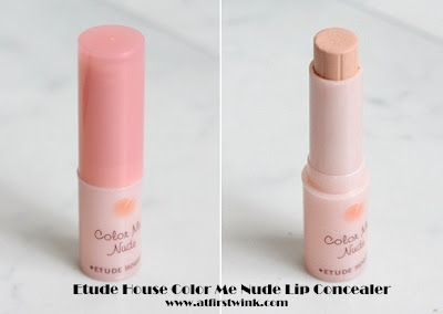Etude House Color me nude lip concealer