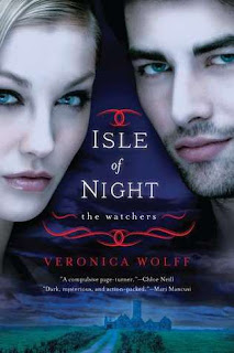 IsleofNight Review: Isle of Night by Veronica Wolff
