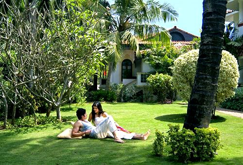 honeymoon resorts in Goa