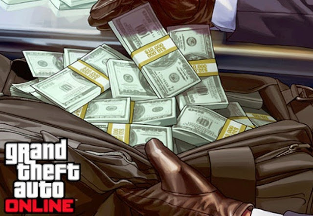 Rockstar announced Stimulus Package of Grand Theft Auto Online
