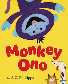 Monkey Ono - the perfect picture book for summer!
