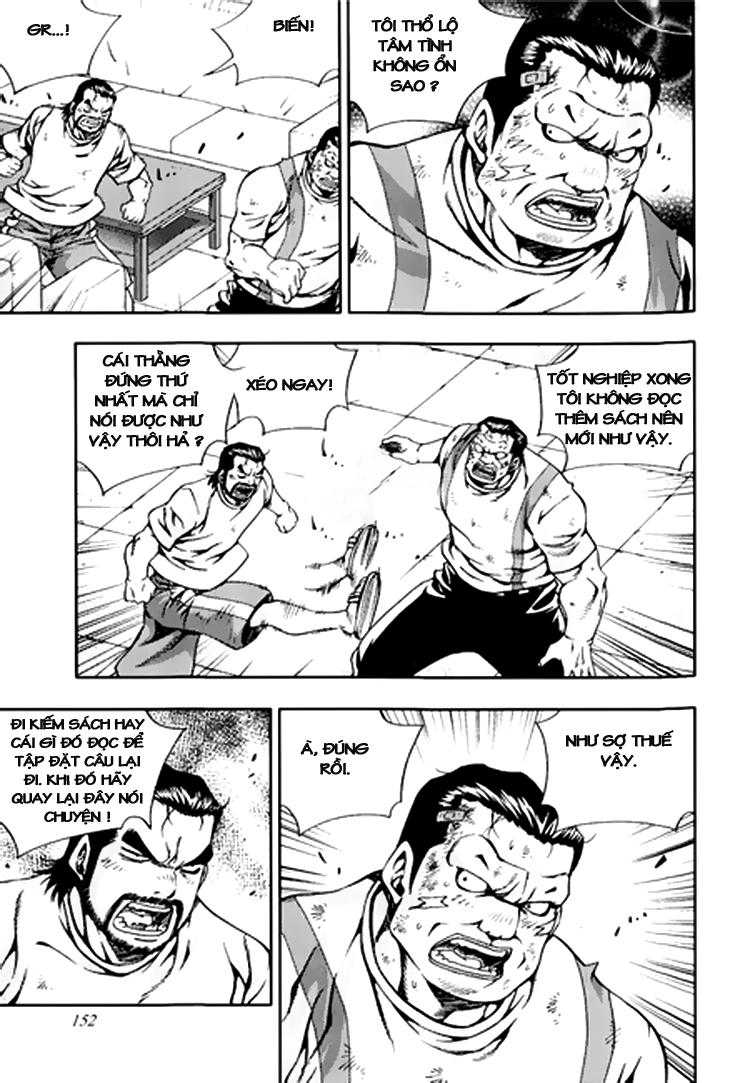 Kid Gang – Nhóc siêu quậy chap 180 – End Trang 6 - Mangak.info