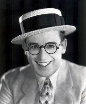 Harold Lloyd classic comedian