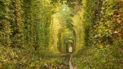 viaje a Ucrania Túnel del amor de Kevlan