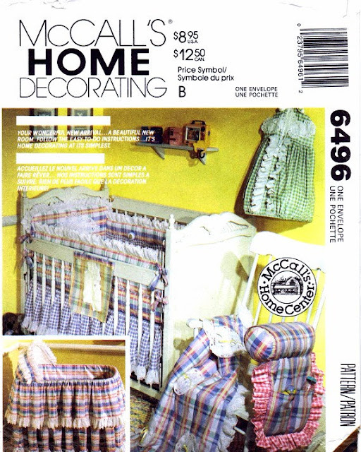 Bassinet Cover Patterns7