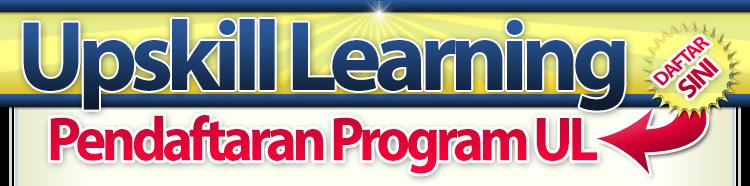 Pendaftaran Program Awam Upskill Learning