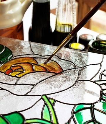 Easy Stained Glass Projects